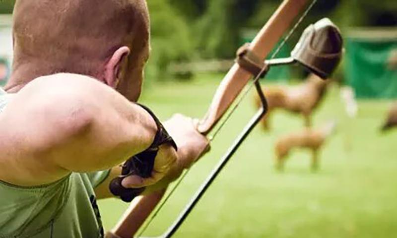В России разрешили охоту с луком