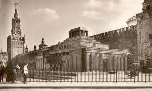 Календарь: 27 января - В Москве открыт Мавзолей Ленина