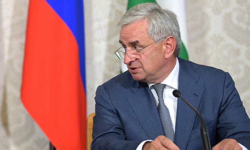 Ушел в отставку президент Абхазии