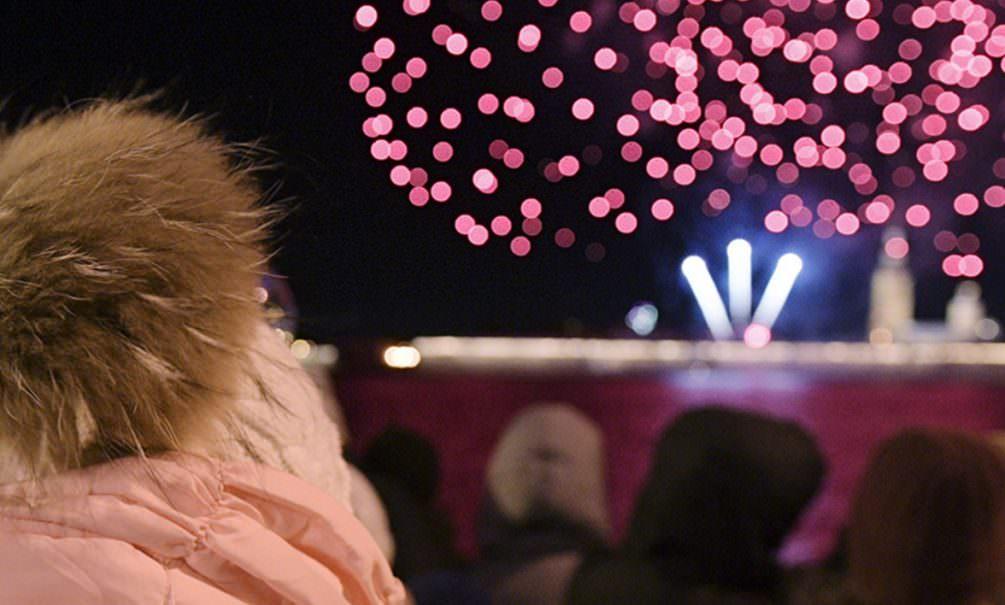 Треть россиян устала от новогодних каникул