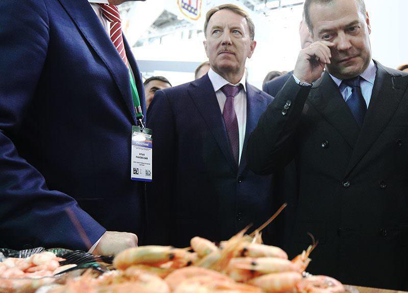 Правительство Медведева не успело потратить триллион рублей
