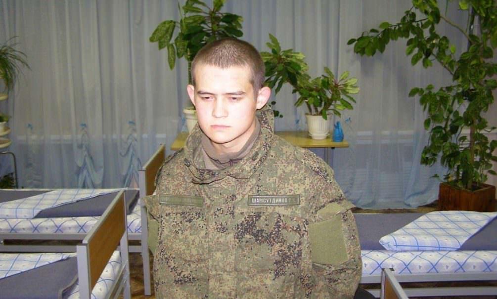 Срочник Шамсутдинов, расстрелявший восьмерых, публично попросил прощения