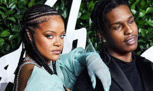 Миллиардеру назло: Рианна закрутила роман с A$AP Rocky