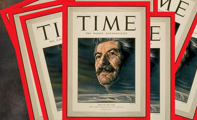 Календарь: 4 января - Журнал «Time» назвал Человеком 1942 года Иосифа Сталина