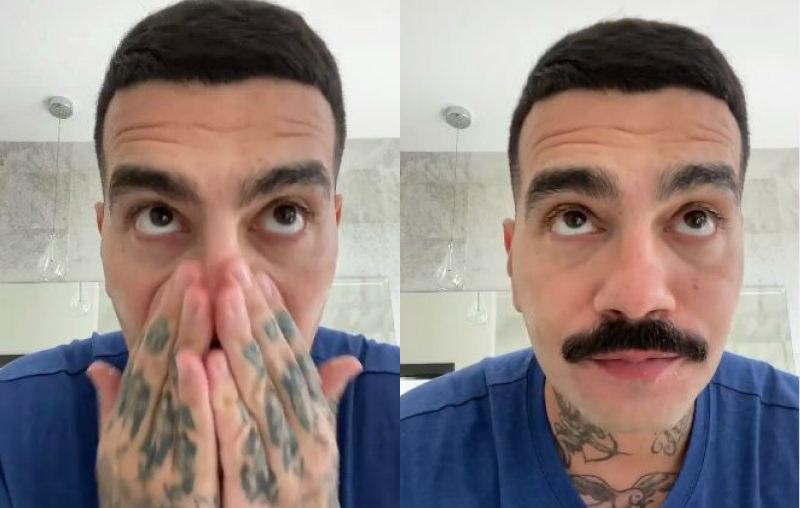 Тимати сбрил бороду, проиграв дочке в споре
