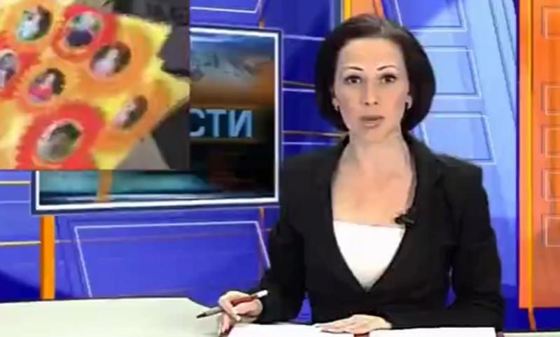 Дочь телеведущей «Тагил-ТВ» ворвалась в прямой эфир со срочным сообщением