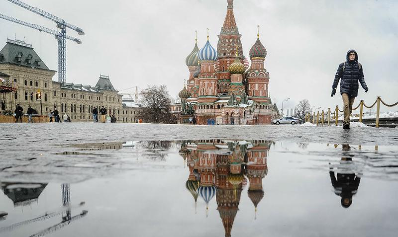 Январь в Москве стал самым теплым за последние 140 лет