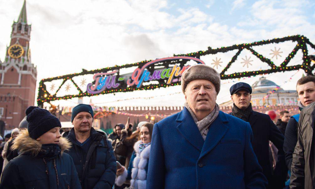 «Да мы с вами все холопы»: Жириновский оправдался за «крепостных» и раздачу денег