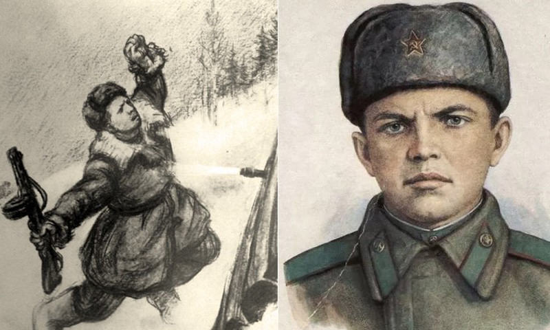 Календарь: 5 февраля - День легендарного Александра Матросова