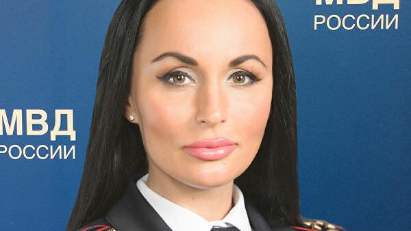 Представитель МВД Ирина Волк получила звание генерал-майора
