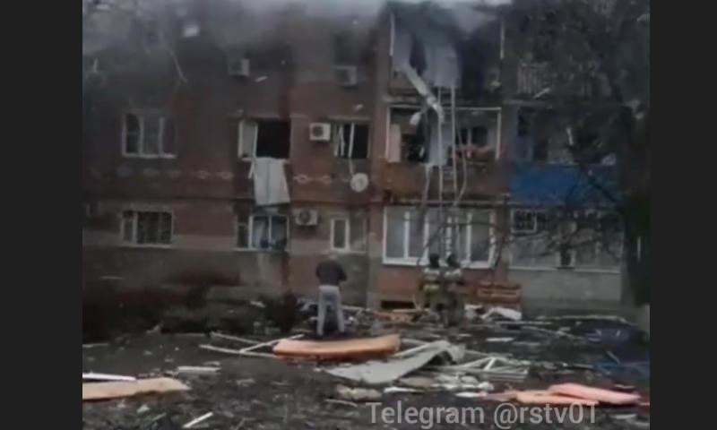 Взрыв в жилом доме в Ростовской области унес жизни двух человек