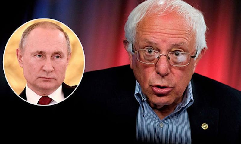 Кандидат в президенты США призвал Путина «держаться подальше» от американских выборов
