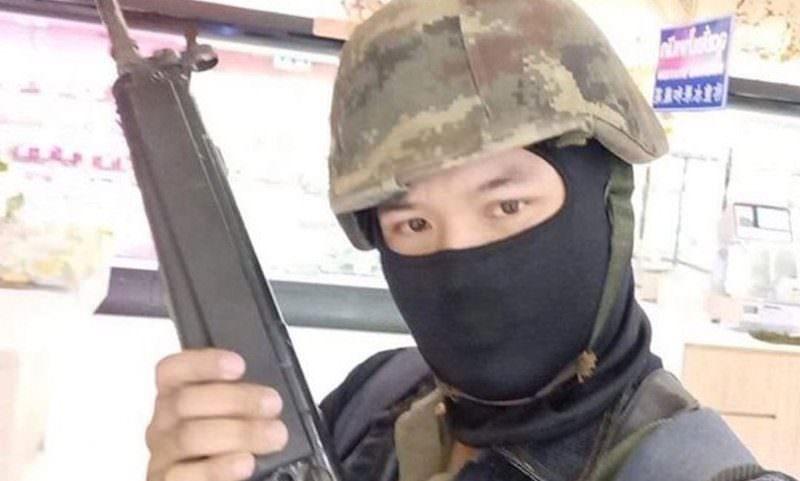 В Таиланде военный расстрелял посетителей торгового центра