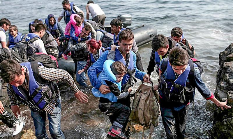 Прощай, Европа: Турция решила открыть границы сирийским беженцам