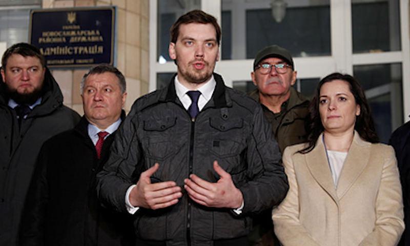 Премьер Украины об ипотеке: чтоб ее выплатить, нужно продавать наркотики