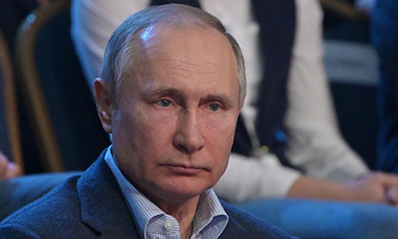 Путин рассказал, как правильно критиковать подчиненных