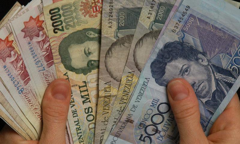 Россия напечатает 300 млн банкнот для Венесуэлы