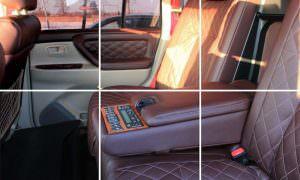 Российский мэр поставил в свой служебный автомобиль массажное кресло