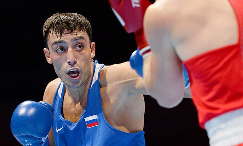 Избившего росгвардейца боксера Георгия Кушиташвили арестовали на два месяца