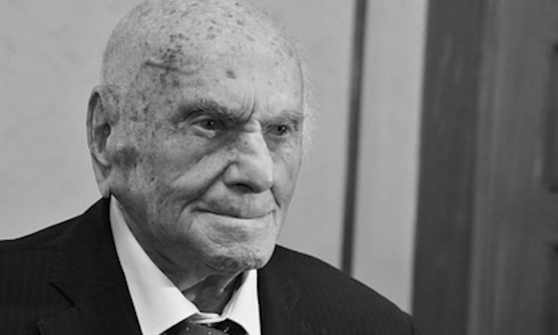 «Везучий был!». Старейший советский разведчик умер в 103 года