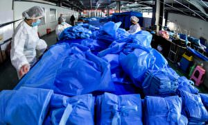В Москве китаец отдал 11 миллионов рублей за несуществующие медицинские маски