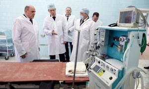 «Вызывает сожаление и стыд»: Мишустин пожалел врачей и пациентов курганской больницы