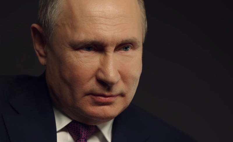 «Азохен вей! И танки наши быстры»: Путин заверил, что ни с кем воевать не собирается