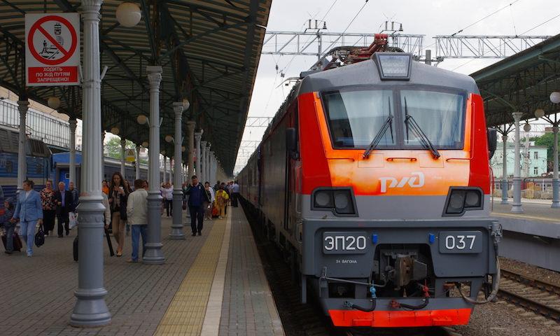 РЖД закрыло движение поездов между Китаем и Россией