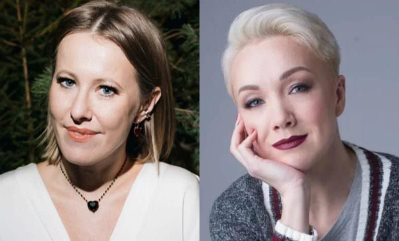 Ксения Собчак против Дарьи Мороз: чей танец сексуальнее?