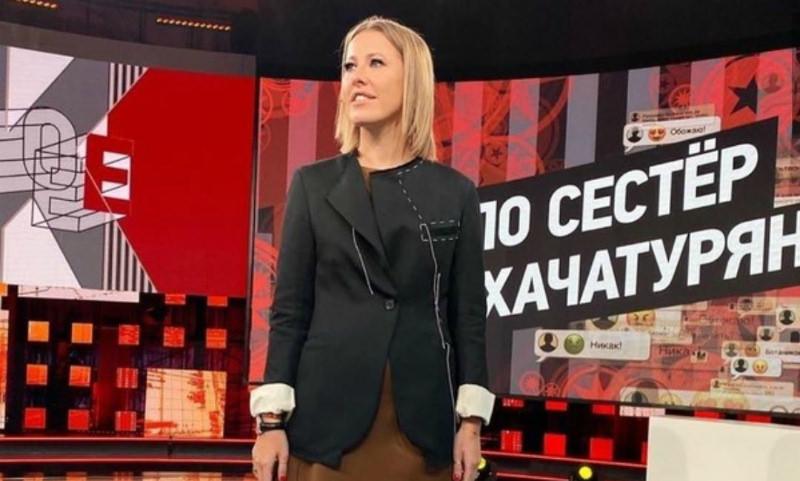 «Смесь Малахова с Каневским»: зрители разнесли новое шоу Ксении Собчак