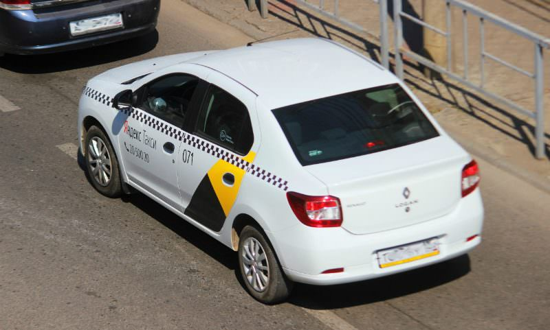 Стало известно жители каких городов чаще других заказывают такси для других людей