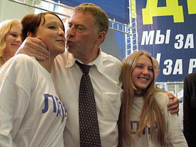 «Любви нет»: Жириновский шокировал молодых россиян
