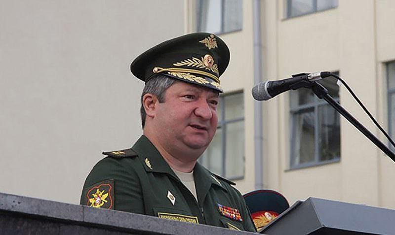 Задержан замглавы Генштаба Халил Арсланов, его подозревают в мошенничестве на 6,7 миллиарда рублей