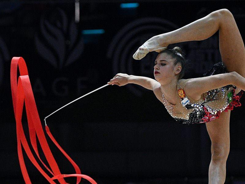Чемпионка мира по художественной гимнастике Александра Солдатова записала видео после попытки суицида