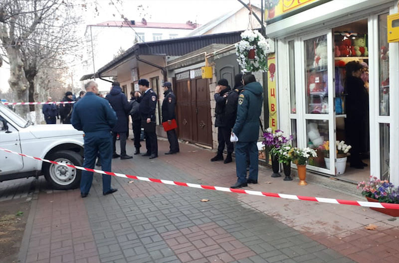 В Южной Осетии найдены мертвыми российский советник с женой