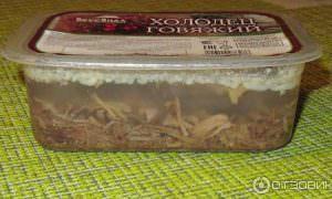 Холодец с иглой купила во «Вкусвилле» жительница Москвы