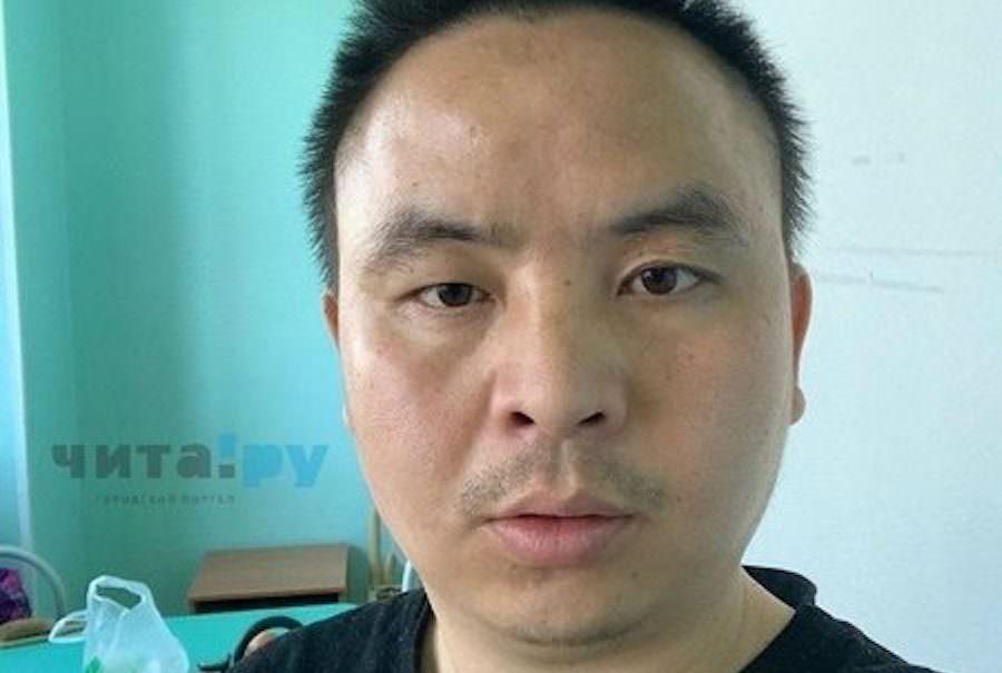 Китаец с коронавирусом пожаловался на больницу и врачей в Чите