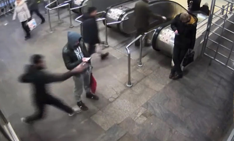 В Москве бородатый спортсмен совершил самое наглое и тупое ограбление