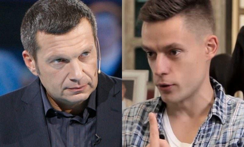 «Он ничего не понимает»: Соловьев отказал в интервью Дудю, назвав его пустым
