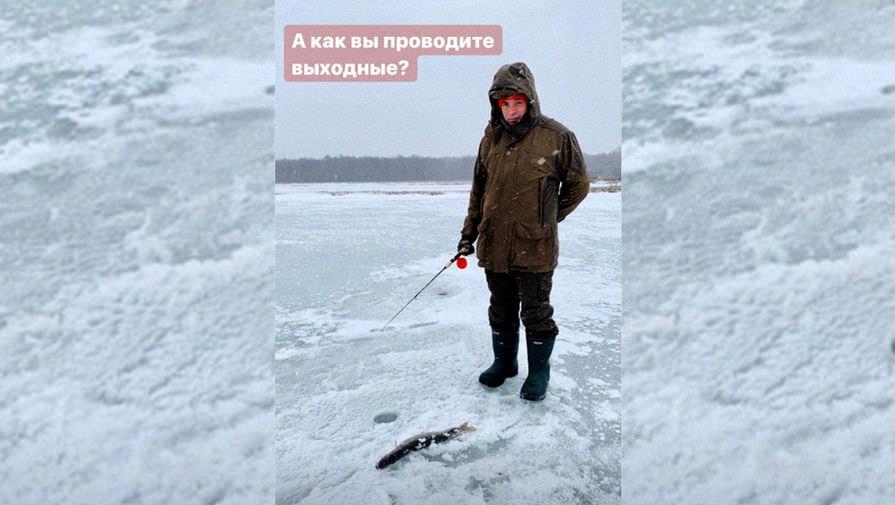 Российский губернатор похвастался щукой и попал на штраф