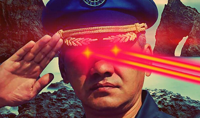 Лазерным оружием оснастят российскую армию и флот