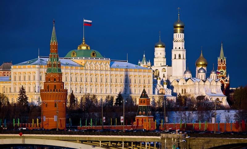 Календарь: 12 марта - 102 года назад Москве возвращен статус столицы России