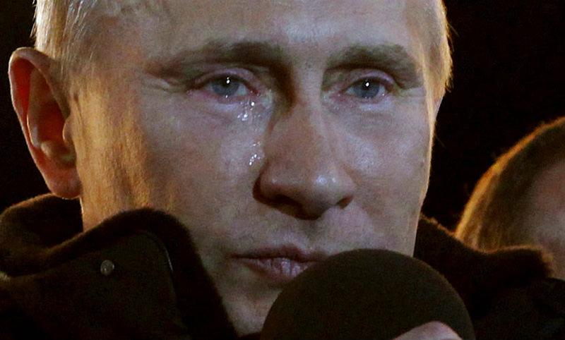 Календарь: 4 марта - День, когда Путин прослезился