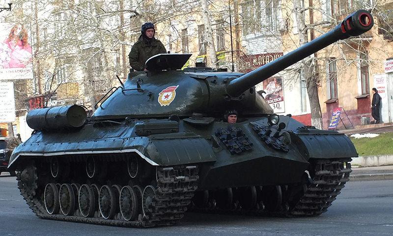 Календарь: 29 марта - День супер-танка Второй мировой войны