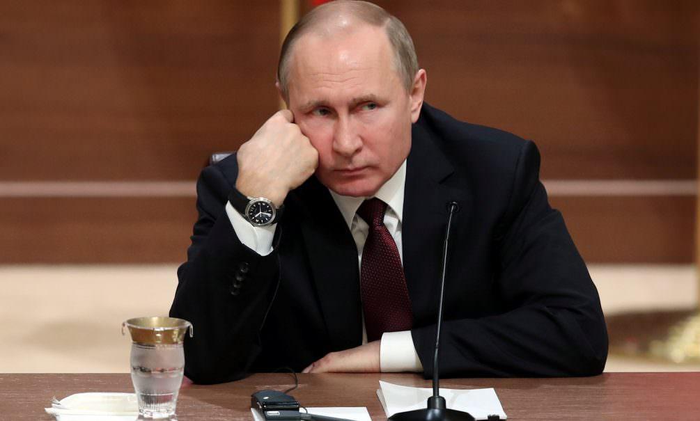 Путин рассказал, как относится к своему образу «царя»
