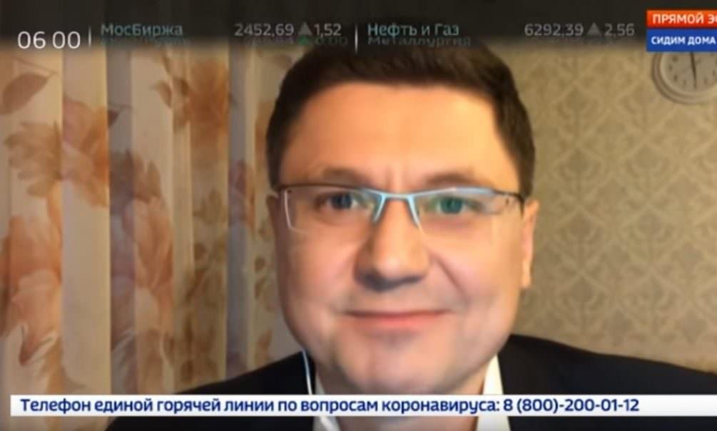 Ведущие «России 24» ведут эфир из дома