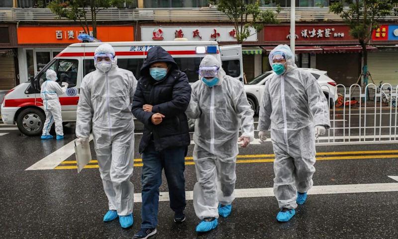 Динамика коронавируса на 2 марта: в Китае поток заболевших иссякает, госпиталь в Ухани закрыли