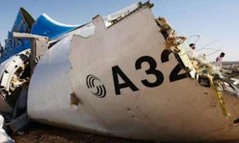 Египет отказался считать терактом крушение лайнера