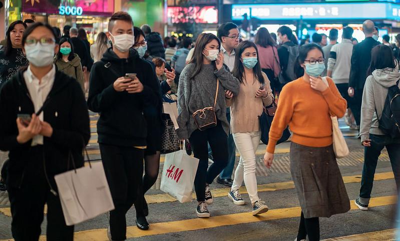 Динамика коронавируса на 3 марта: в Китае рекордно мало новых заболевших