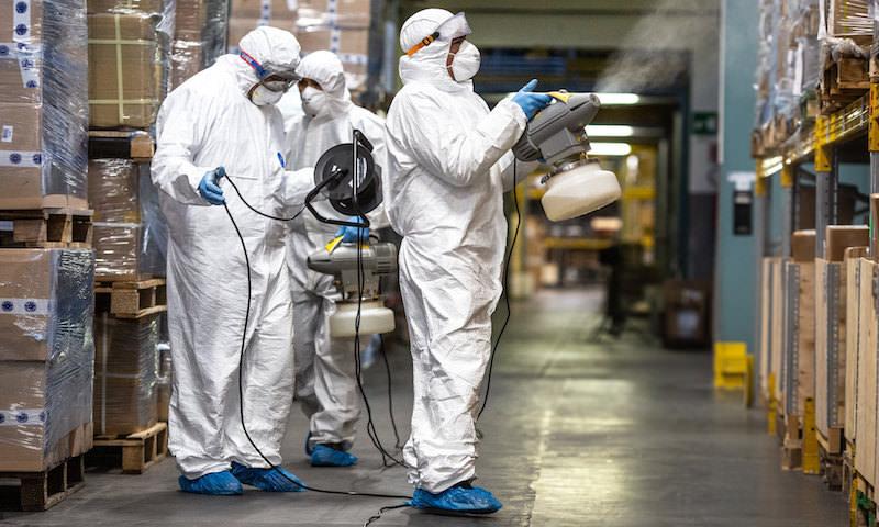 Динамика коронавируса на 16 марта: побег пациентки, двое новых зараженных в России и почти 13 тысяч во всем мире